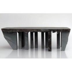 Mesa mod. Multistand en piedra natural