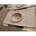 Encimera y lavabo Granito Óxido pulido